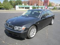 WWW.US-MOTORCARSVA.COM ? THIS IS A 2004 BMW 745Li WITH