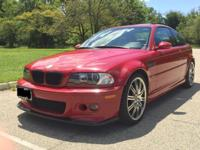2004 E46 M3 65,390 Miles. **W/ ALL OPTIONS BESIDES