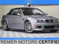 Options:  2004 Bmw M3 Gray|3.2L 6 Cyls|2 Doors|3.2