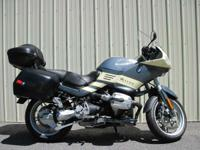 2004 BMW R 1150 RS (ABS) Very Clean Bike Hard Locking