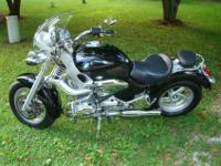 2004 BMW r1200c Cruiser - Montauk plan - Super Sharp