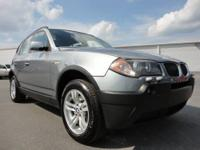 2004 BMW X3 SUV 4DR SAV Our Location is: Kernersville