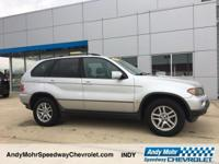 New Price! Alpine White 2004 BMW X5 3.0i Fresh Trade**,