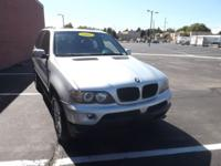 2004 BMW X5. AUTOMATIC. POWER STEERING. POWER BRAKES.