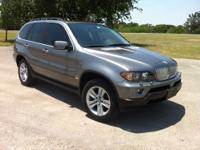 2004 BMW X5 4.4i SUV. Excellent condition. Well