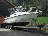 2004 Boston Whaler Conquest 275. Boat has been very