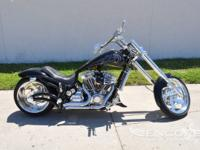 2004 BOURGET FAT DADDY CHOPPER***UNBELIEVABLE SOFTAIL