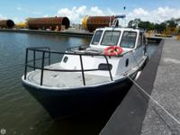 - Stock #63406 - This boat is ready for anything you
