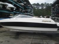 2004 Bryant 200 Stroll With Bowrider. Mercruiser 5.0 L