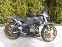 PREOWNED/USED. VERY RARE BUELL XB12S LIGHTNING!! CALL