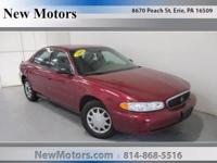 You're going to love the 2004 Buick Century! An