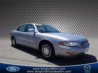 2004 Buick LeSabre Limited sedan that looks brand new