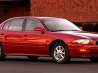 This 2004 Buick LeSabre 4dr Custom Sedan features a