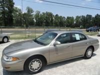 Options Included: Alloy Wheels, Anti-Lock Brakes, CD