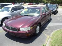 Options:  2004 Buick Lesabre Custom|1. The Down Payment