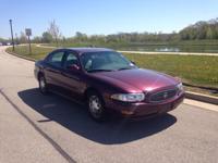Options:  2004 Buick Lesabre Custom|4 Speakers|Am/Fm