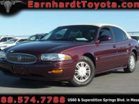 We are happy to offer you this nice 2004 Buick LeSabre