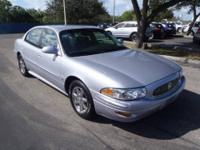 2004 BUICK LeSabre SEDAN 4 DOOR 4dr Sdn Custom Our