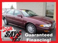 2004 Buick LeSabre Sedan Custom Our Location is: Dave