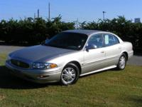 This outstanding example of a 2004 Buick LeSabre Custom