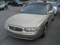 HERE'S A NICE OLDER BUICK TRADE-IN . . . 2004 BUICK