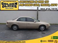 Options Included: N/ATHis 2004 Buick Regal is a great