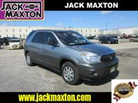 This 2004 Buick Rendezvous 4dr FWD will sell fast