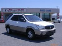 Options Included: N/AGreat SUV, New Front Brakes,