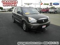 Options Included: N/AThis 2004 Buick Rendezvous CXL is