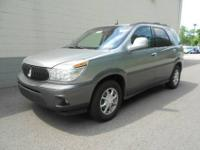 2004 Buick Rendezvous! Talk about an absolutely
