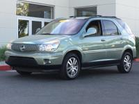 New Price! AWD.  2004 Buick Rendezvous Ultra We provide