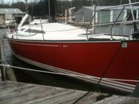 - Stock #55562 - This is a beautiful C & C 32' sailing