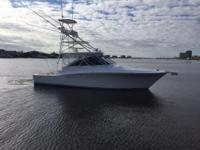 Just Listed!! 2004 Cabo 40 Express!! This Boat is a