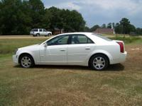 2004 Cadillac CTS 3.6L. This car is in really nice