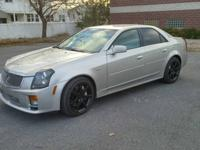 Transmission: Manual Make: CadillacBody Type: Sedan