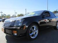 This 2004 Cadillac CTS 4dr 4dr Sdn Sedan features a