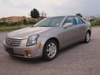 2004 Cadillac CTS Sedan Our Location is: Cadillac of