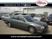 2004 Cadillac Deville DHS, FWD with 112,972 miles. This