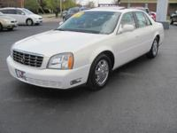 Options Included: N/A2004 CADILLAC DeVille 4dr Sdn OPEN