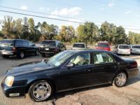 Options Included: 4.6 V8 Northstar, Anti-Lock Brakes,
