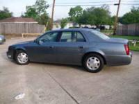 Description 2004 cadillac Deville 4D Sedan Mileage: