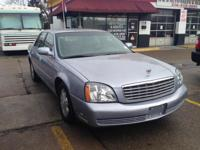 2004 Cadillac DeVille Features power, wood grain,