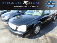 New Arrival! LOW MILES, This 2004 Cadillac DeVille 4.6L