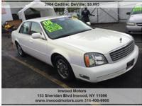 2004 CADILLAC DEVILLE WITH 94K MILES THIS CAR RUNS