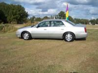 Super clean 2004 Cadillac DeVille with just 91,000