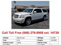 2004 Cadillac Escalade Red E Base All-wheel Drive SUV