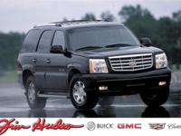 Check out this gently-used 2004 Cadillac Escalade we