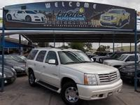 Vehicle:2004 CADILLAC ESCALADE LUXURY