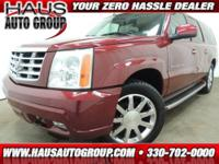 2004 Cadillac Escalade SUV Platinum Series Our Location