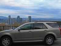 Exceptional condition all wheel drive Cadillac SRX.
